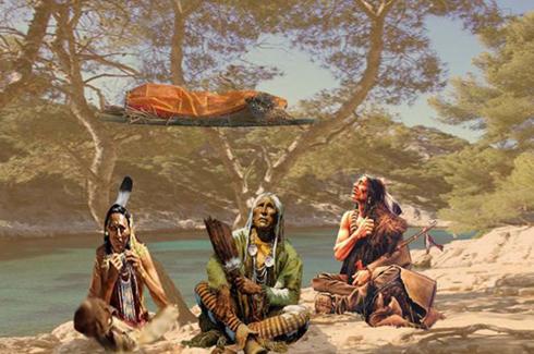 Que pensez-vous de la méthode mongole, népalaise, amérindienne, ou des marins … ? Notre corps, après sa mort, étant encore une ressource pour les autres espèces, j'en ferai donc profiter les charognards !